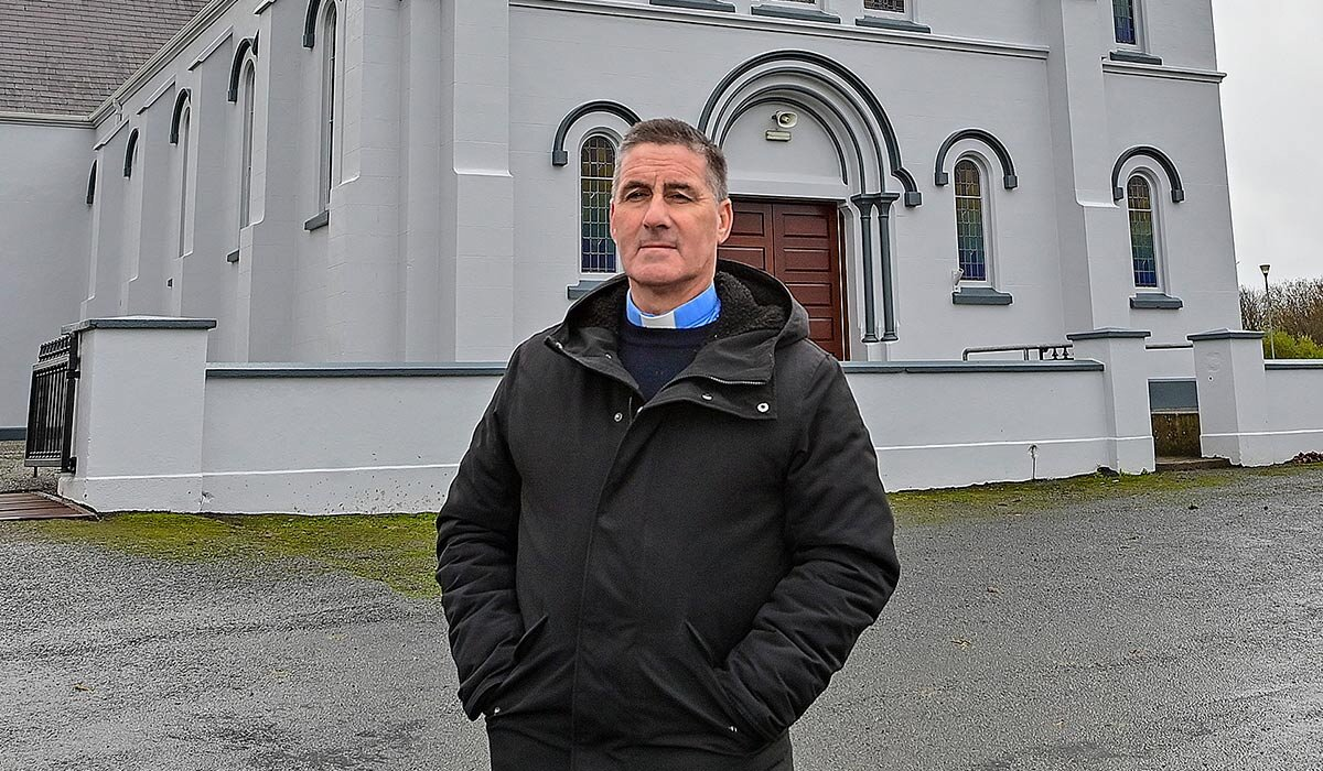 Irish           State Fines and Threatens to Jail Priest for Saying Mass
